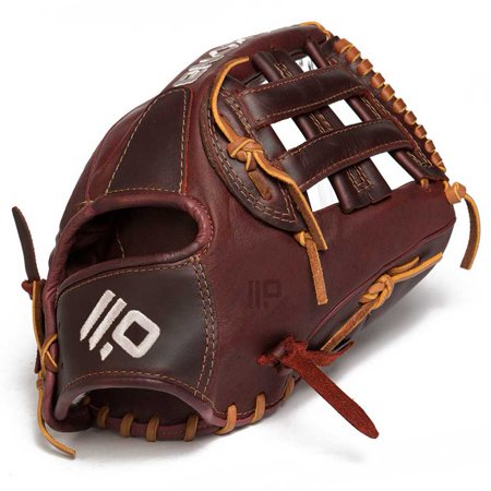 11.75 Infielders Baseball Glove - Nokona Bloodline Pro Series Adult Baseball Glove 11.75