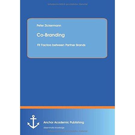 Co Branding  Fit Factors Between Partner Brands