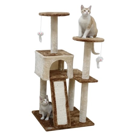 Go Pet Club 44 in. Cat Tree - National Cat Club