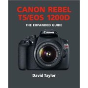 Canon Rebel T5/EOS 1200D - eBook
