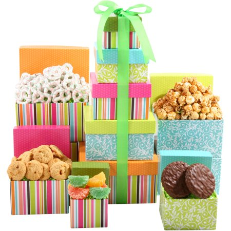 Ultimate Decadence Gift Tower (Chocolate Indulgence Gift Tower)