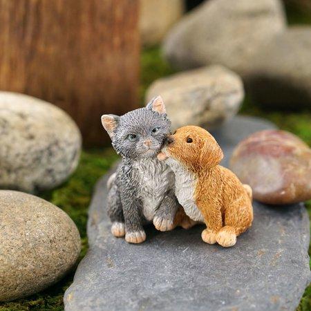 Fairy Kitty (Miniature Fairy Garden Puppy & Kitty Friends)