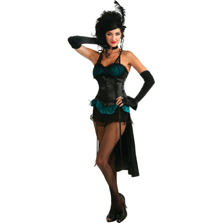 Adult Burlesque Dancer Costume](Burlesque Costume Halloween)