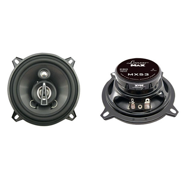 "5.25"" 140 Watts 3 Way Triaxial Speakers"