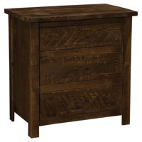 Fireside Lodge Frontier 3 Drawer Chest