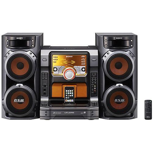 Sony Muteki 560w Hi Fi Music System With Walmart Com