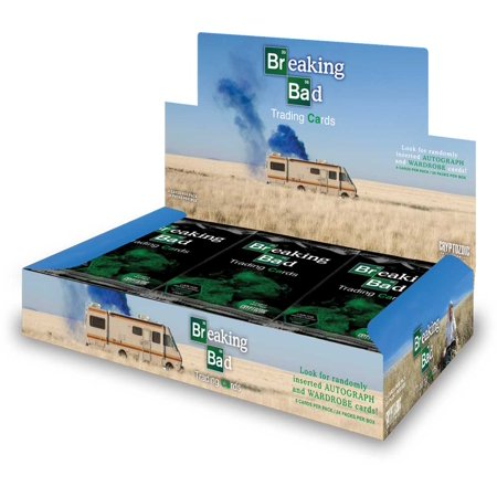 Breaking Bad Trading Card Box (24 - Break Cards