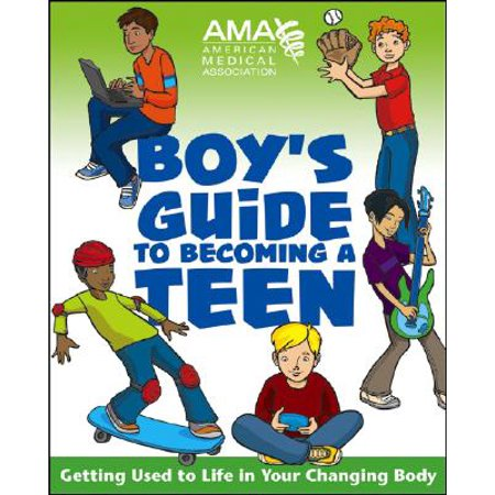 American Medical Association Boy's Guide to Becoming a