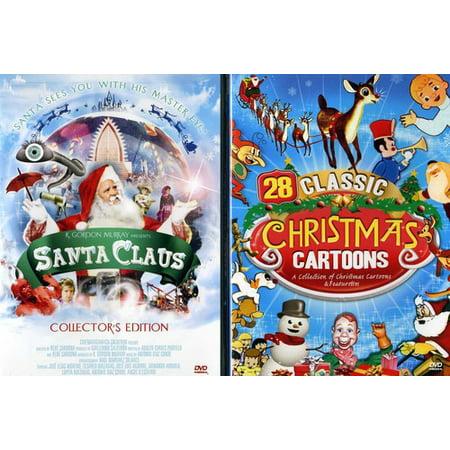 Santa Claus/Classic Christmas Cartoons [DVD]