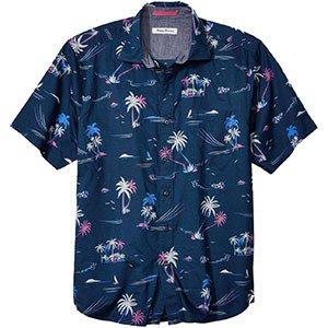 Tommy Bahama Necktie (Costa Breeze Short-Sleeve Shirt )