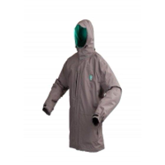 Coleman Coleman Apparel Fleece Lined Black Jacket 2xl