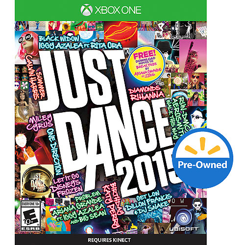 Just Dance 2015 (Xbox One) - Pre-Owned