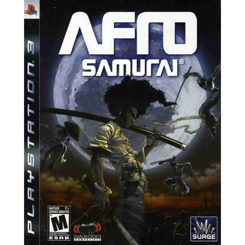 AFRO SAMURAI - PlayStation 3