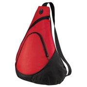 Port Authority® - Honeycomb Sling Pack. Bg1010 Red Osfa