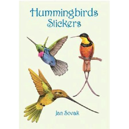 Little Children Shape Stickers (Dover Little Activity Books: Hummingbirds Stickers (Paperback) )