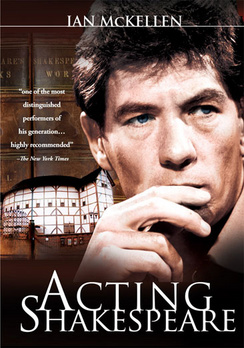 Acting Shakespeare (DVD) by Koch Vision
