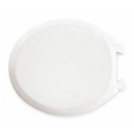 Bemis Residential Slow Close Plastic Toilet Seat White  Plastic  7BGR200SLT 000 ()