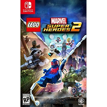 Lego marvel superheroes 2 for nintendo switch walmart lego marvel superheroes 2 for nintendo switch voltagebd Choice Image