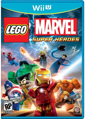 marvel lego for wii u