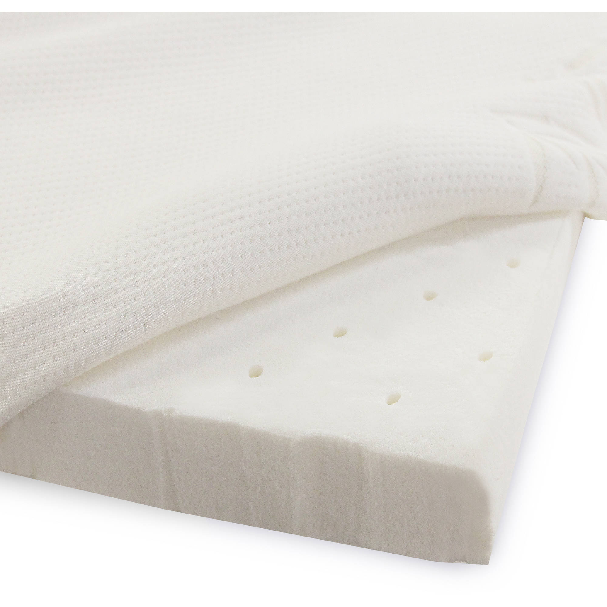 "Modern Sleep 2"" Latex Mattress Topper - Walmart.com"