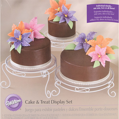 Wilton Cake & Treat Display Set, 15 pc. 307-352