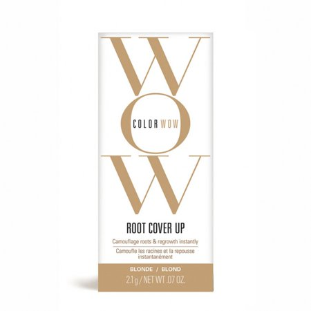 Color Wow Root Cover Up Blonde Hair  Blonde  2 1 G 0 07 Oz