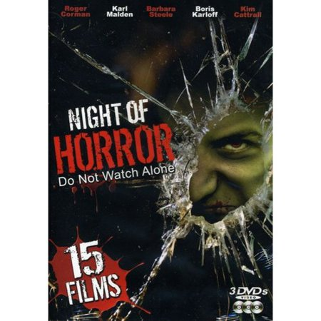 Night Of Horror: Do Not Watch Alone - Halloween Horror Nights 12 Islands Of Fear