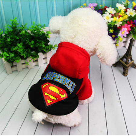 Pet Dog Cat Puppy Sweater Hoodie Coat For Small Pet Dog Warm Costume Apparel New Black L - Black Dog Costumes