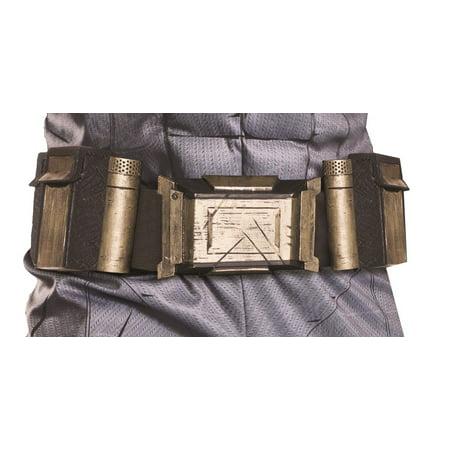 Dawn Of Justice Batman Costume Belt Child One Size](Batman Utility Belts)
