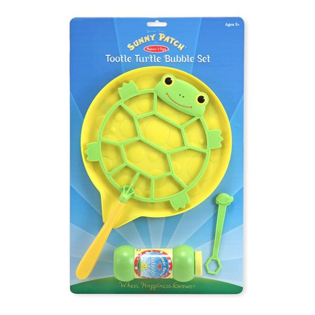 Melissa and Doug Tootle Turtle Bubble Set