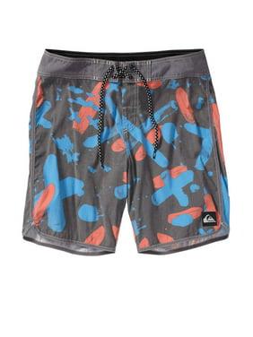 b42b6a8749e0 Product Image Quiksilver Men's OG Scallop Prints U1 Board Shorts