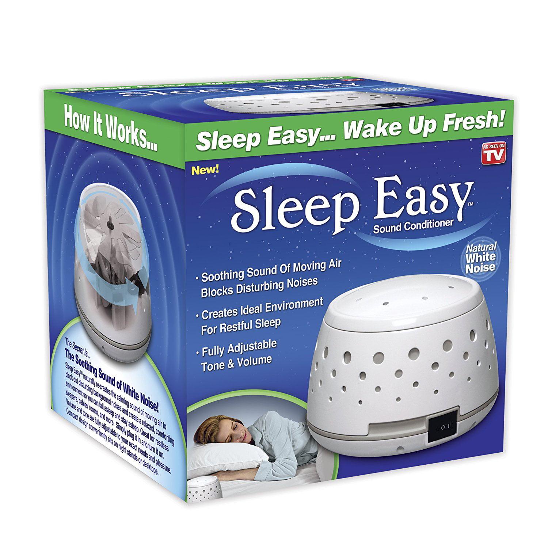 Sleep Easy Sound Conditioner