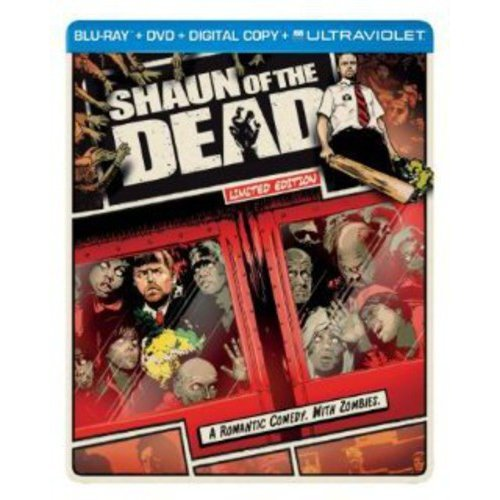 Shaun Of The Dead (Blu-ray + DVD) (With INSTAWATCH) (Widescreen)