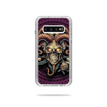 Skin For Lifeproof Next Case Samsung Galaxy S10 - Jester Skull | MightySkins Protective, Durable, and Unique Vinyl Decal wrap cover | Easy To Apply, Remove, and Change Styles | Made in the USA](Jester Skull)