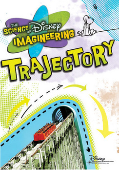 Disney IMagineering: Trajectory (DVD) by Allied Vaughn