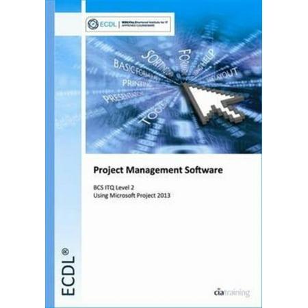Ecdl Project Planning Using Microsoft Project 2013 (bcs Itq Level