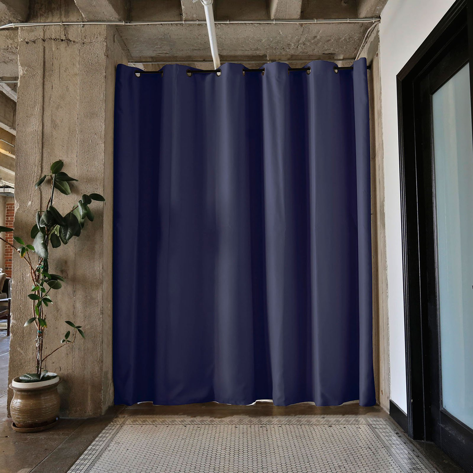 room divider of fabric curtains curtain to photo floor ideas ceiling