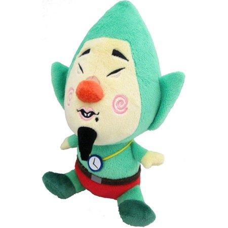 The Legend of Zelda Wind Waker Tingle Plush - Zelda The Dog