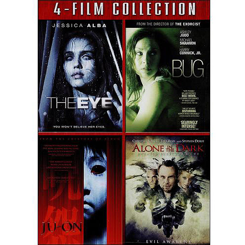 The After Dark Horrorfest: Eye / Bug / Ju-on / Alone In The Dark (Widescreen)