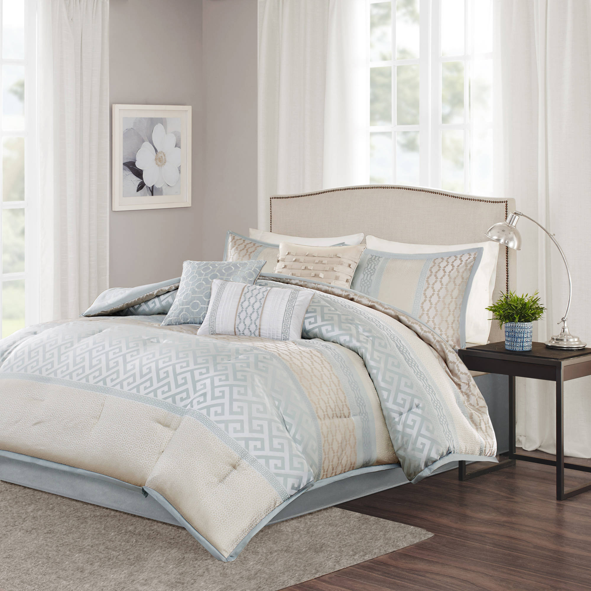 Home Essence William Comforter Set