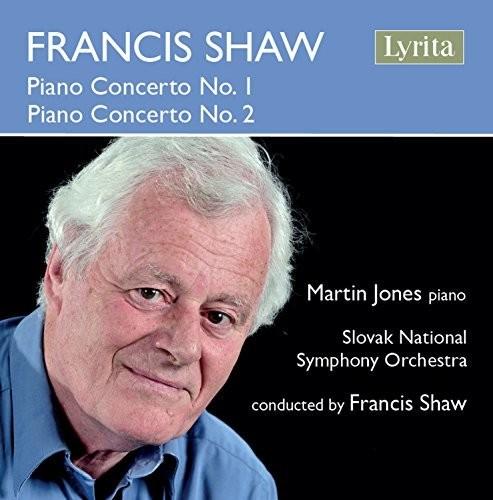 Shaw / Jones / Slovak National Symphony Orchestra - Shaw: Piano Concerto No 1 [CD]