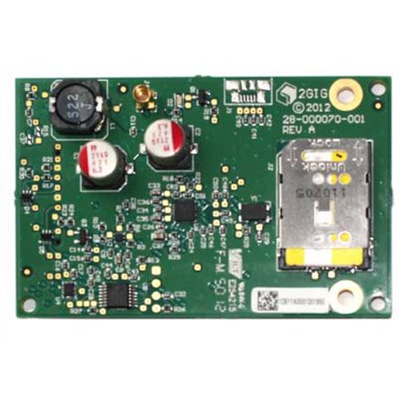 Image of 2gig GC3GAA 3G Cellular Radio Module for AT