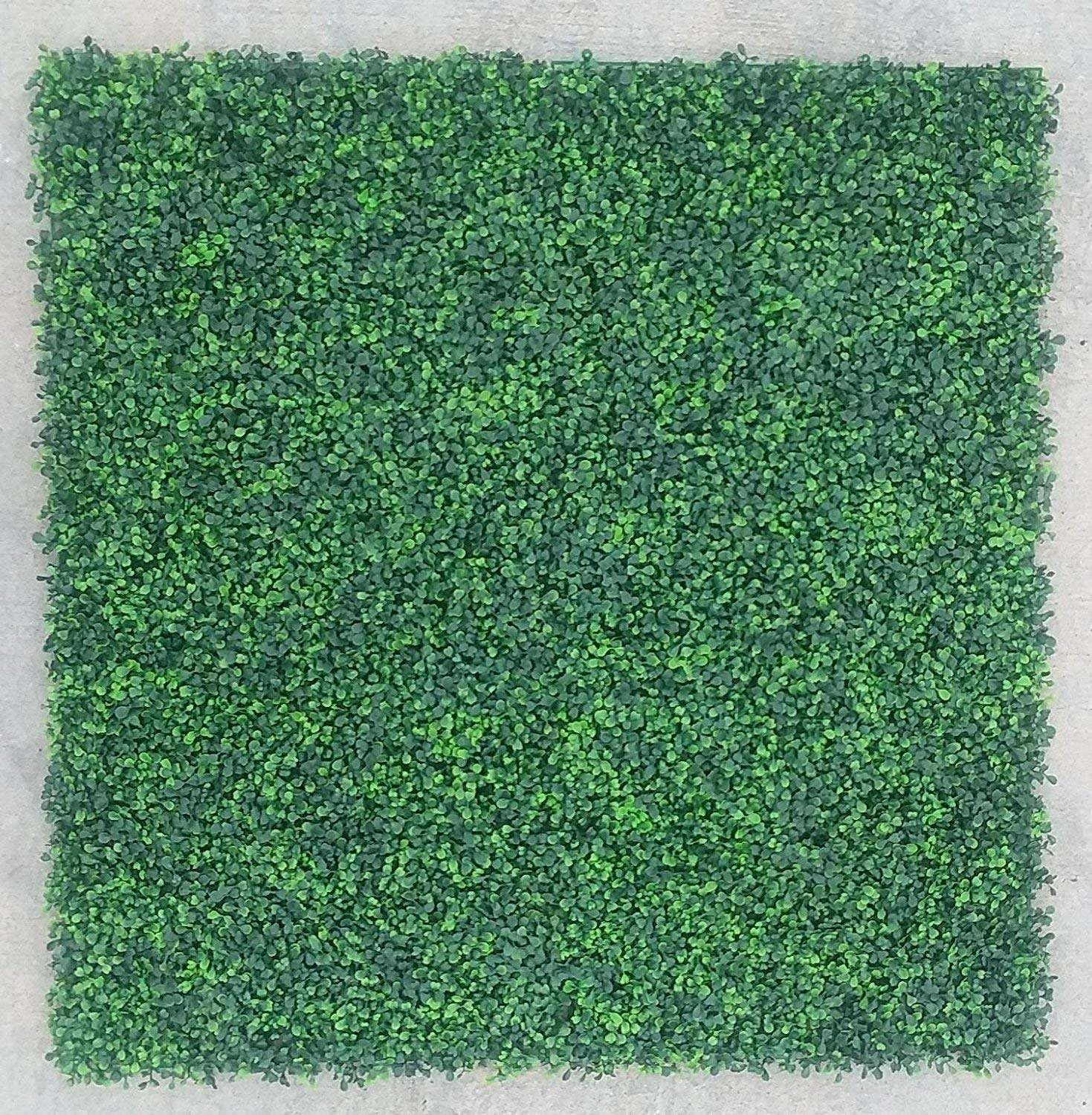 Merveilleux Smart Panel Artificial Milan Leaf Hedge Panel Wall Green Faux Fence Mat  Fake Privacy Screens Outdoor