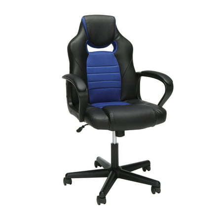 Essentials by OFM ESS-3083 Racing Style Gaming Chair, Multiple (Best Computer Chair For Long Hours)