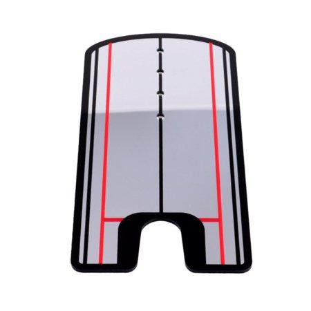 Golf Alignment Training Aids - Golf Putting Mirror 12.5