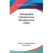 Monographia Coleopterorum Micropterorum (1806)