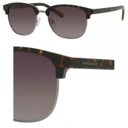 PLD 1012/S 0CBZ 94 Ruthenium 54mm Polaroid PLD 1012/S Clubmaster Man Polarized (Club Master Sunglasses)