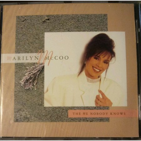 Marilyn Mccoo Songs (Marilyn McCoo - The Me Nobody Knows tested audio CD 1992, ships in 24 hours )