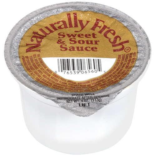Naturally Fresh Sweet & Sour Sauce, 4 oz