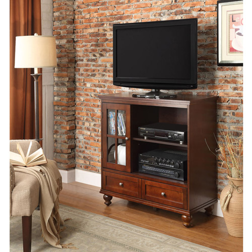 Convenience Concepts Designs2go Tahoe Highboy Tv Stand Up To 42